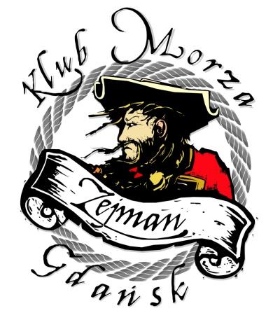 Klub Morza Zejman wGdańsku - logo