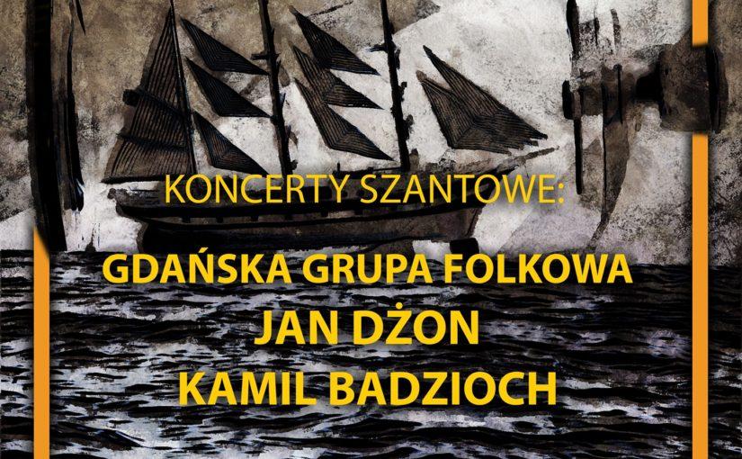 Nowy Zejman – Scena Letnia – Koncerty Szantowe