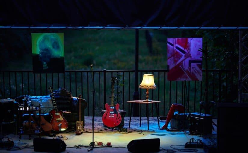 The Ride Back, Grupa Strasznego, Naked Brown – koncerty scena letnia Zejmana